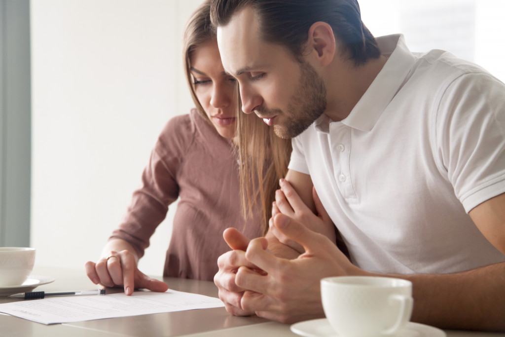 couple checking properties