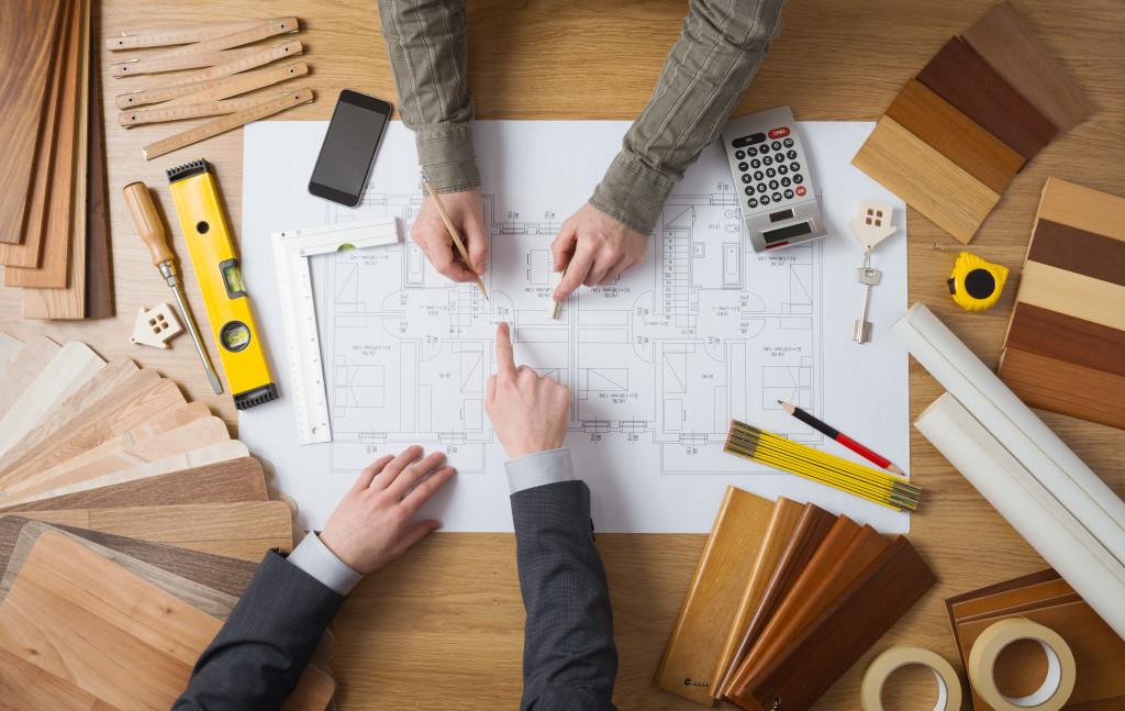 renovation plan