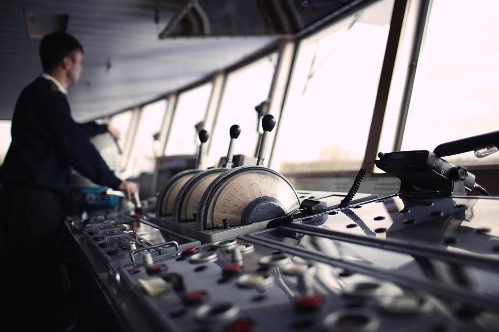 ship navigation